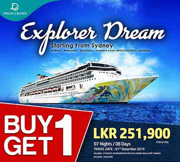 Explorer Dream Buy 1 Get 1 Free Tour by NKARBooking