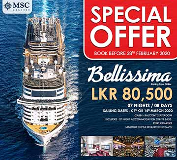 MSC Bellissima Tour by NKARBooking