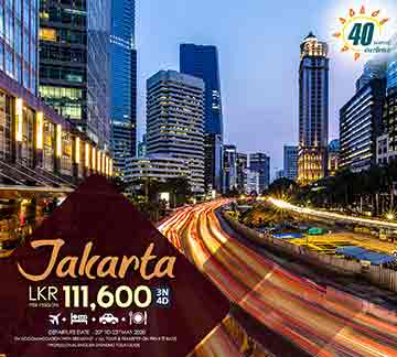 Magical Jakarta Tour by NKARBooking